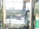 Фоторепортаж: «В Петербурге сгорело два автомобиля и автобус, 4 августа 2013»