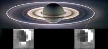 Фоторепортаж: «Астрономы нашли внутри спутника Сатурна океан»