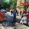 Фоторепортаж: «Велопарковки «европейского типа» в Выборгском районе»