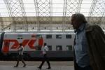 Двухэтажный поезд РЖД: Фоторепортаж