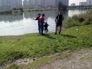 В трех районах Петербурга разыскивают утонувших людей: Фоторепортаж
