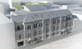 Европейский университет, проект (Designed by) Erick van Egeraat: Фоторепортаж