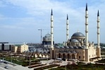 Фоторепортаж: «Мечеть «Сердце Чечни» в Грозном»