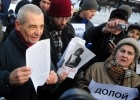 Один из лидеров «Левого фронта» Константин Косякин: Фоторепортаж