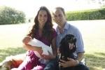 Фоторепортаж: «Официальные фото британского принца Джорджа»