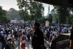 Ураза-байрам в 2013 году - репортаж из Петербурга: Фоторепортаж