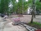 Площадка в Калининском районе: Фоторепортаж