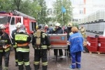 Пожар на Трефолева 2, 15 августа 2013: Фоторепортаж
