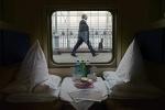 Фоторепортаж: «Двухэтажный поезд РЖД»