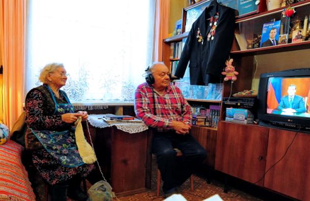 Депутаты предлагают ввести налог на содержание родителей-пенсионеров