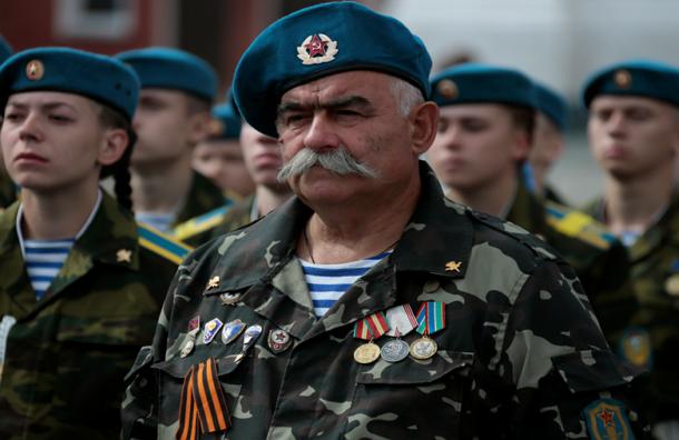 Союз десантников призвал сослуживцев не вестись на провокации и не устраивать погромы
