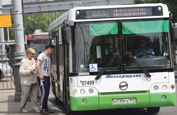 Ночной автобус снова появится в Москве