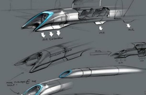Транспорт будущего представлен американским бизнесменом и изобретателем - ВИДЕО