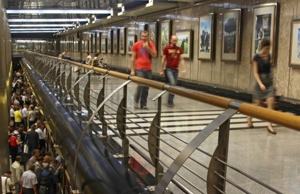 В московском метро можно будет не только купить билет и уехать, но и отдохнуть в специальных зонах