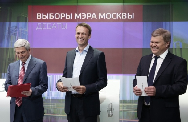 Теледебаты кандидатов в мэры Москвы становятся все популярнее среди молодежи