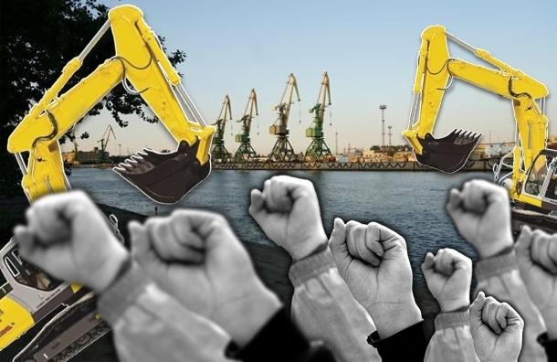 Новые стройки в Финском заливе: петербуржцы про них не знают, но осуждают