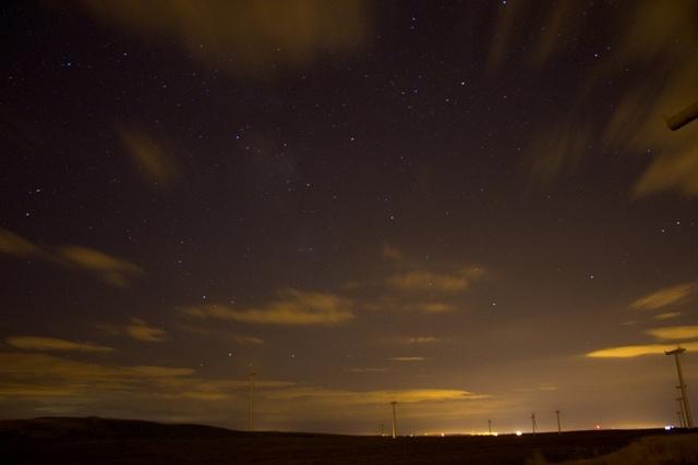 Метеорный поток Персеиды: Фото