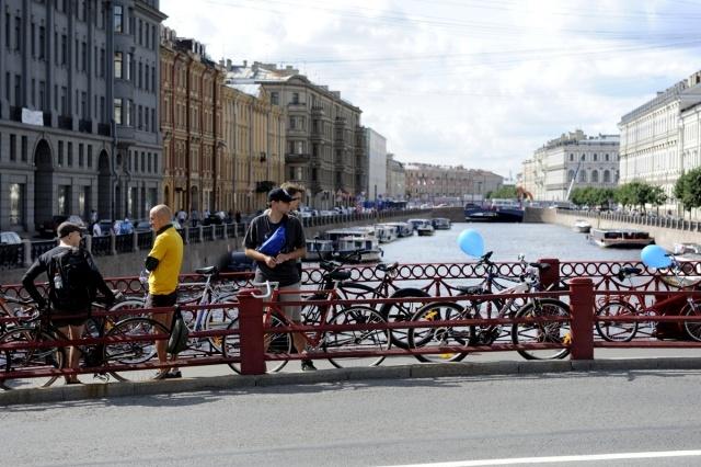Велосипедизация: Фото