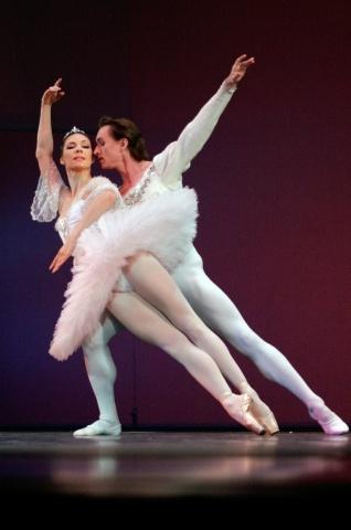 Балерина Мария Александрова: Фото