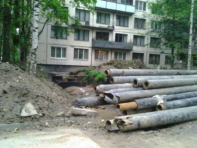 Площадка в Калининском районе: Фото