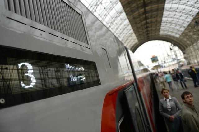 Двухэтажный поезд РЖД: Фото