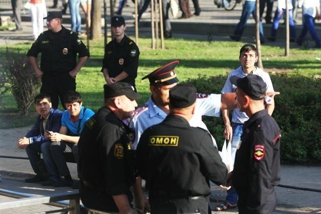 Ураза-байрам, Петербург, 2013: Фото