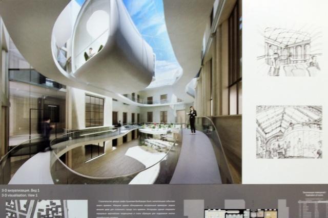 Европейский университет, проект «SPEECH Чобан & Кузнецов»: Фото
