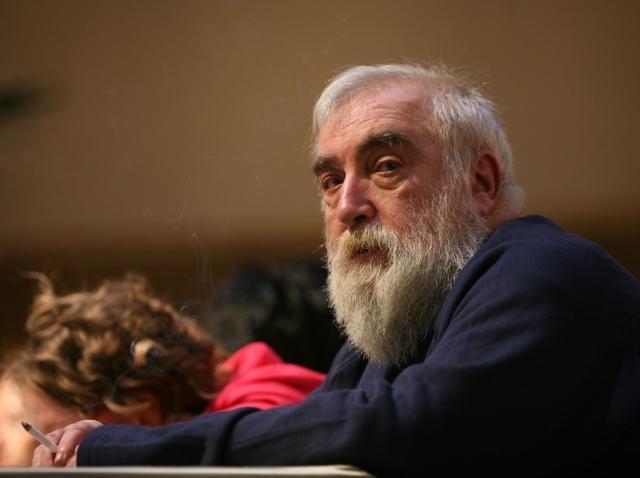 Переводчик и литературный критик Виктор Топоров: Фото