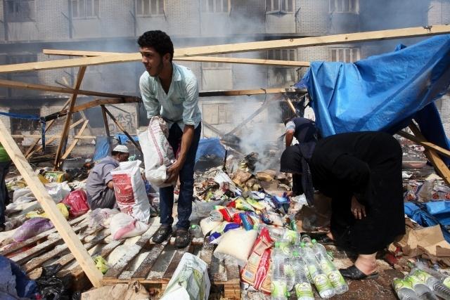 Столкновения в Египте: Фото