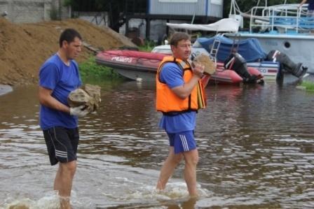 Наводнение в Амурской области в августе 2013 года: Фото