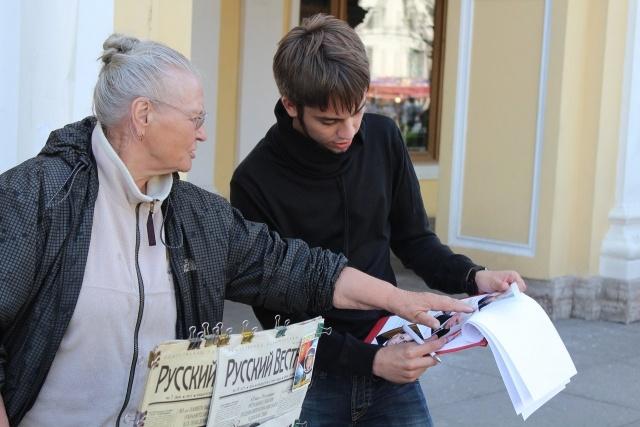 Менее половины петербуржцев знают Полтавченко в лицо: Фото