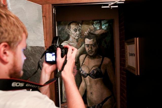 Музей власти 14 августа 2013 : Фото