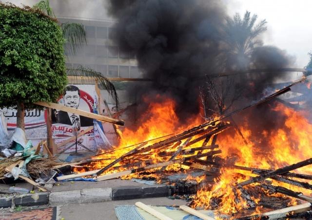 Беспорядки в Египте в августе 2013 года: Фото