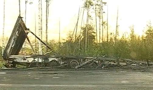 ДТП в Подмосковье 26 августа 2013 года: Фото