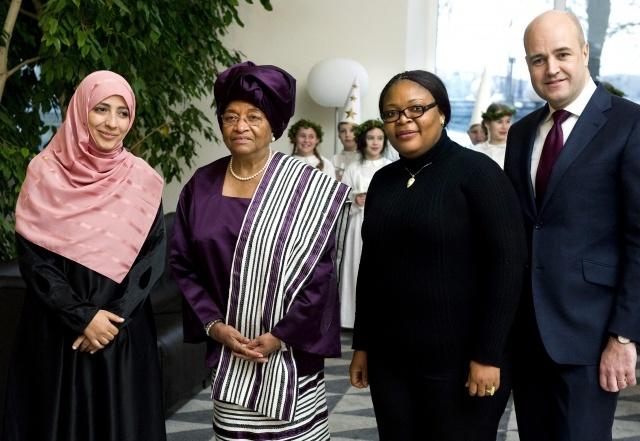Tawakkol Karman Тавакуль Карман: Фото