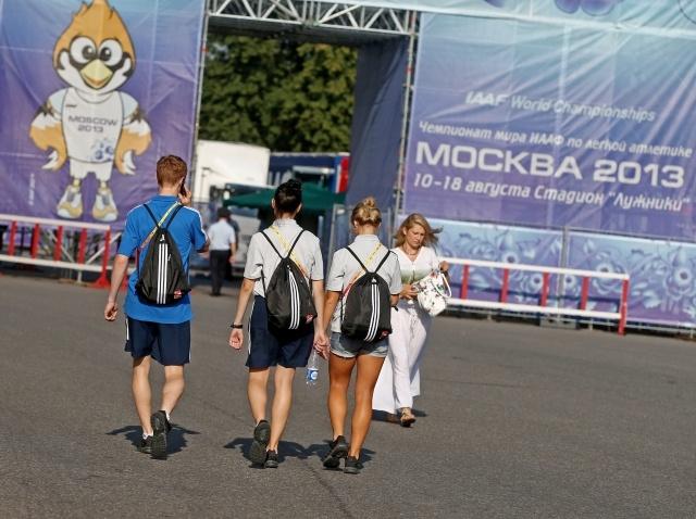 Чемпионат мира по легкой атлетике 2013 года: подготовка: Фото