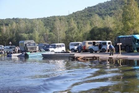 Наводнение в Хабаровске. Фото ГУ МЧС: Фото