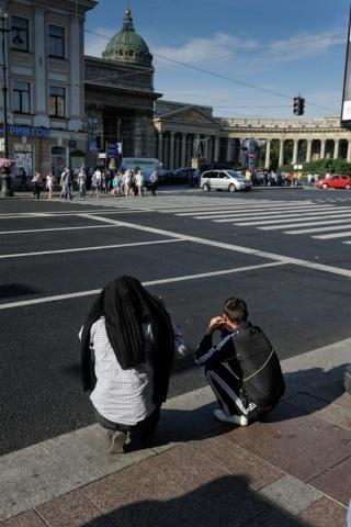Ураза-байрам в 2013 году - репортаж из Петербурга: Фото