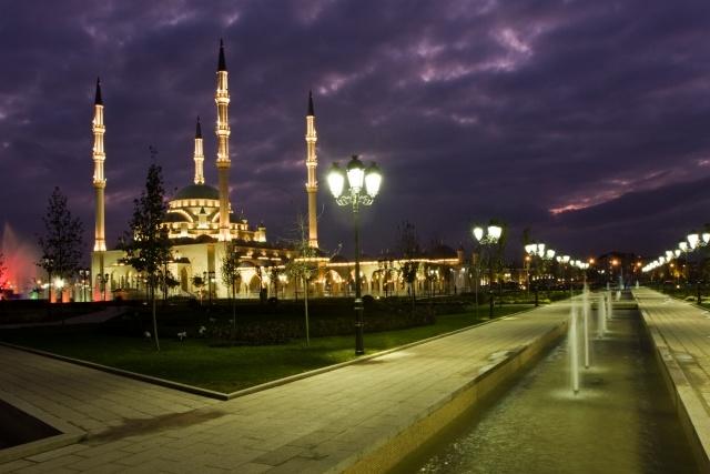 Мечеть «Сердце Чечни» в Грозном: Фото