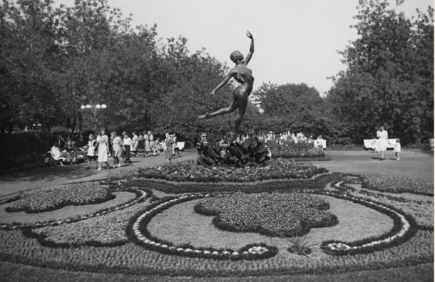 Парк культуры и отдыха имени Горького отмечает 85-летие