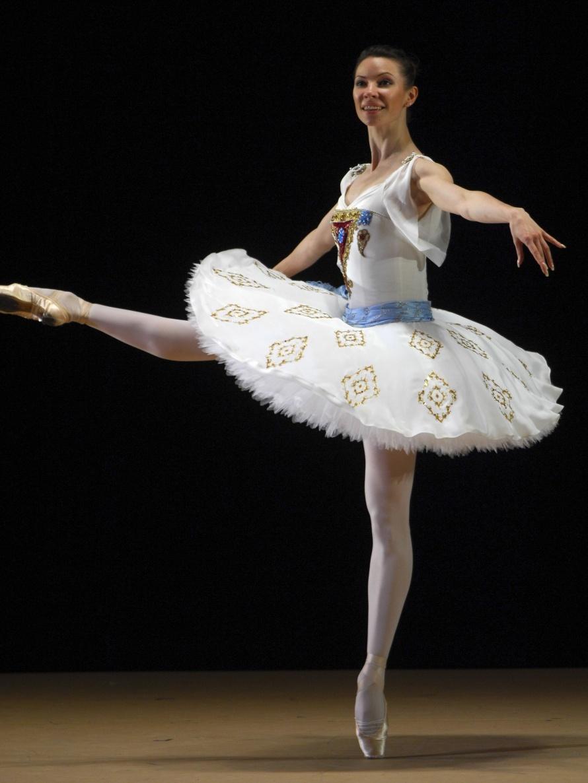Мария александрова балерина фото