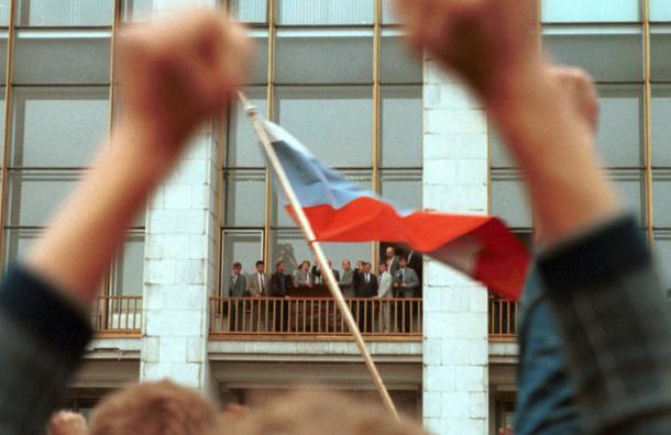 Августовский путч 22 года назад изменил  историю России