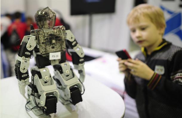 Московские школьники и студенты смогут сами создавать роботов и 3D прототипы