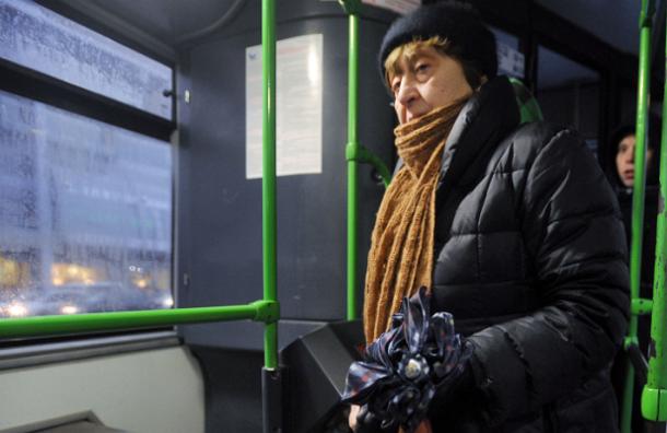 Автобусные спецрейсы для пенсионеров  появятся в каждом районе Москвы