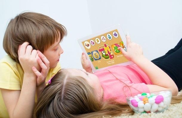 Родители придумали программу контроля над планшетом ребенка