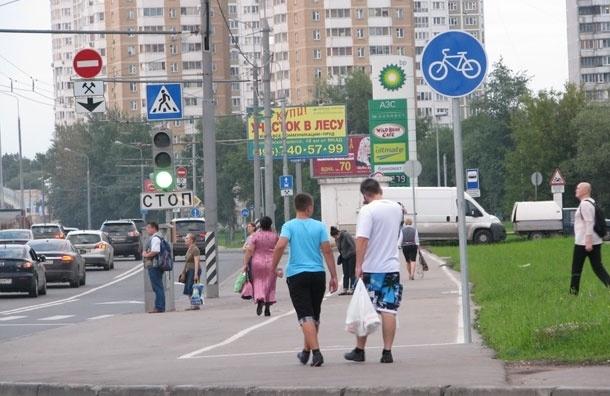Блогер нашел самую неудобную велодорожку в Москве – ФОТОРЕПОРТАЖ