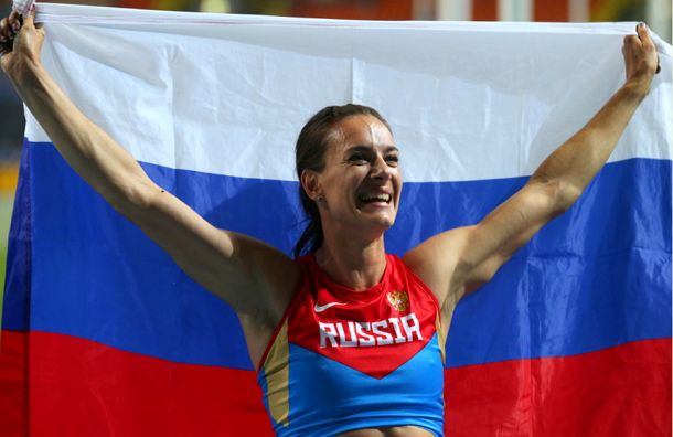 Елена Исинбаева: К Олимпиаде в Рио попробую вернуться