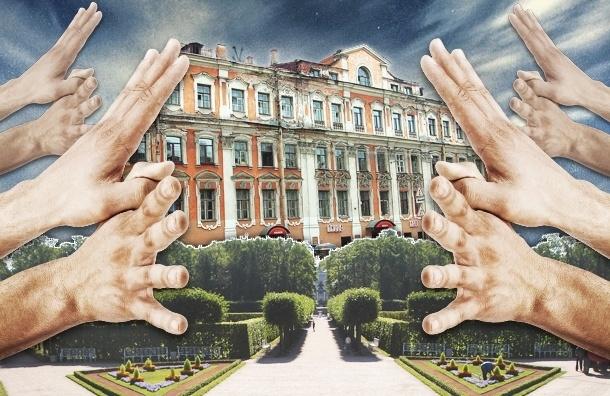 Петербург стали уничтожать меньше: активисты борются, власти очищаются
