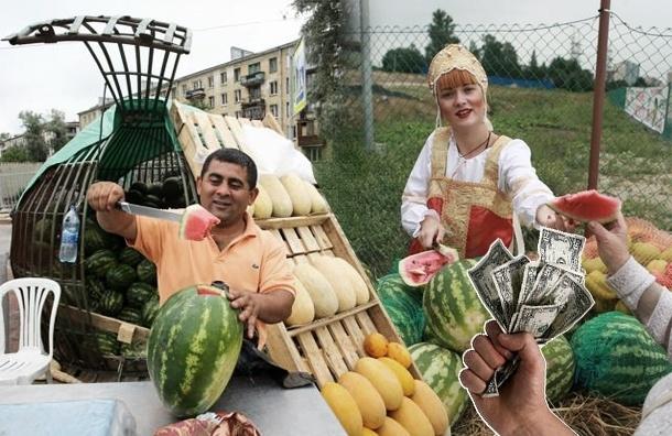 Петербуржцы бьют по мигрантам рублем: не берут на работу, не сдают комнаты