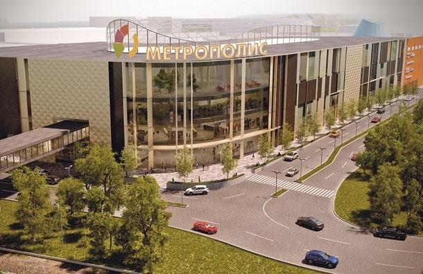 Пешеходный путь сквозь здание свяжет станцию метро «Войковская» со станцией малого кольца МЖД